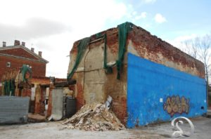 Обследование здания под снос