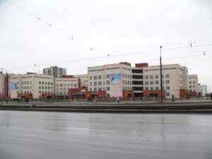 Обследование конструкций зданий СПб ГУЗ «ДИБ №5. 2007 год