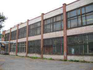 Обследование производственных мастерских. 2008 год