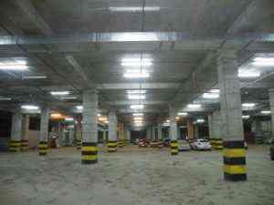 Обмеры торгового центра г. Самара, 2011 год