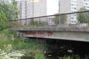 Обследование несущих конструкций моста. 2016 год