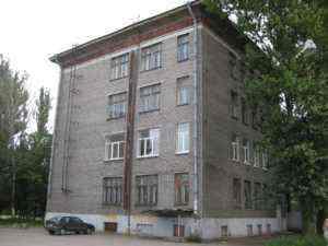Обследование здания ГОУ СОШ № 336. 2009 год