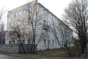 Обследование конструкций здания. г. Ломоносов, 2015 год