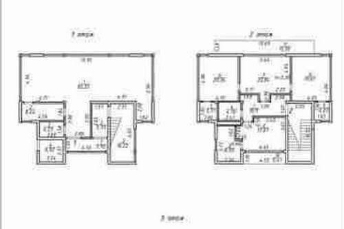 Инвентарные планы зданий