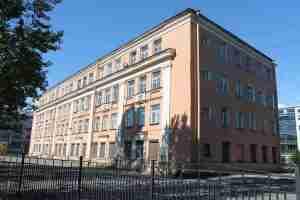 Обследование и обмерные работы здания школы. 2017 год